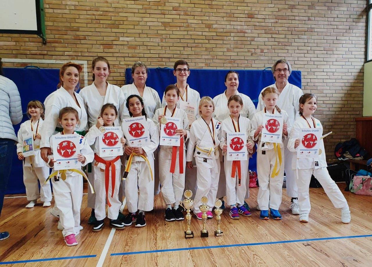 KVBW-Kinderfördertraining mit Kindertrainerfortbildung