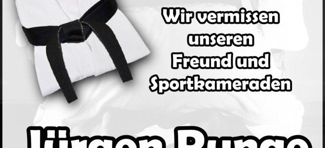 Nachruf für Jürgen Runge