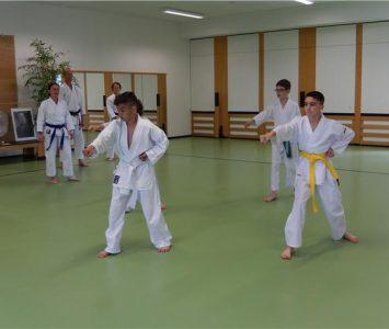 Mehr als nur Training