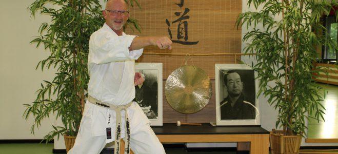 Walter Schneider seit 50 Jahren aktiv